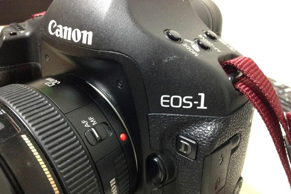 EOS 1D Mark3