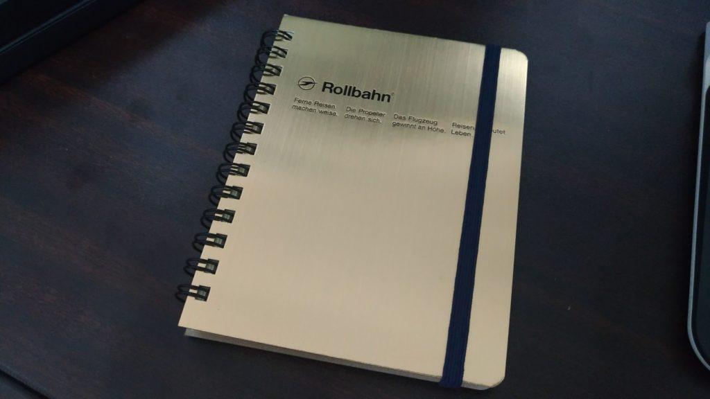 Rollbahn ノート