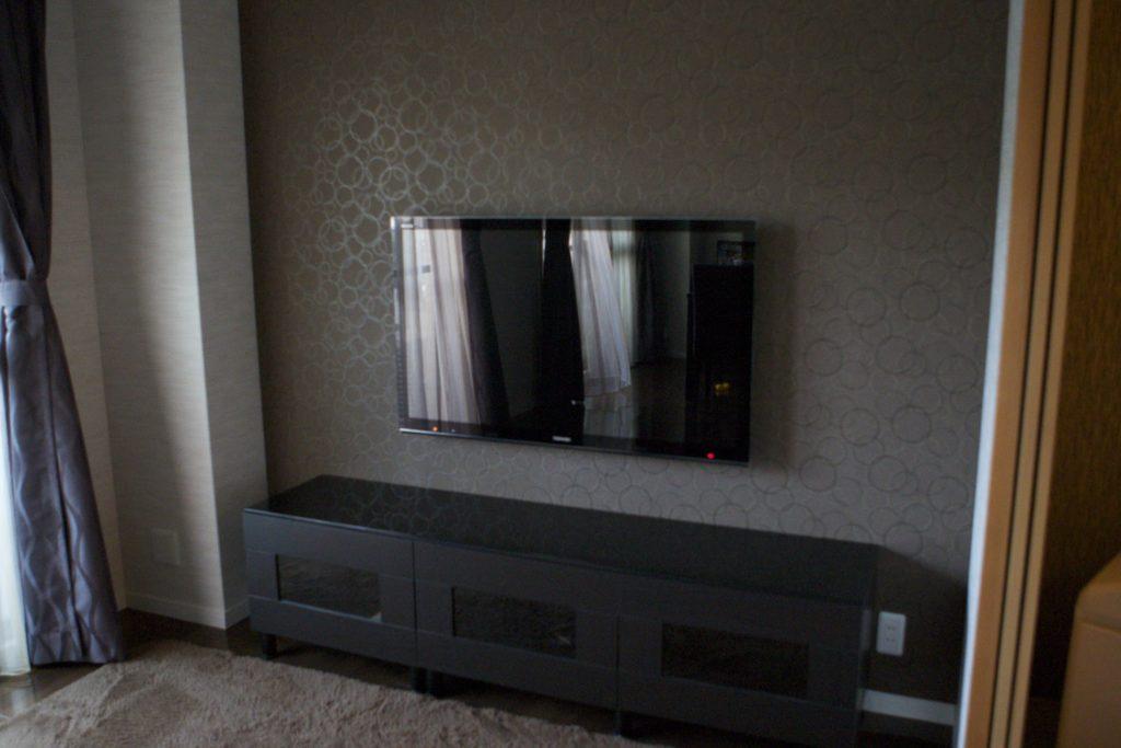 テレビを見ない
