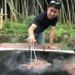 さぬき広島 たびねこ バーベーキュー