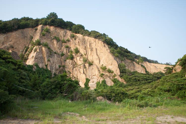 さぬき広島 採石場