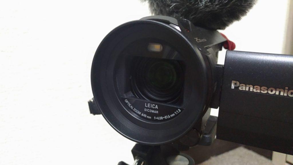 LEICA Panasonic HC-VX985M