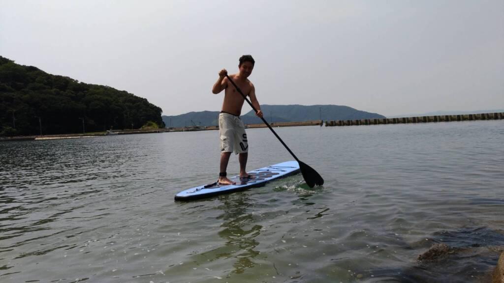 SUP さぬき広島