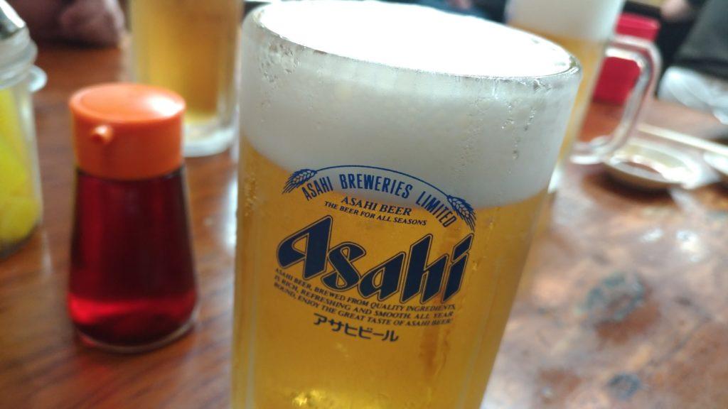 神戸 第一旭 ビール