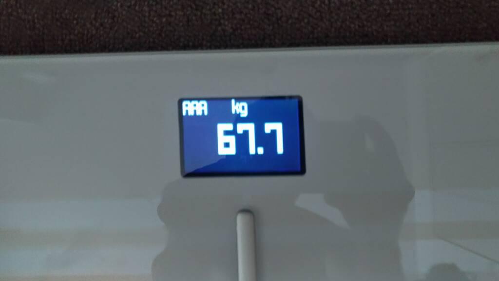 67.7㎏