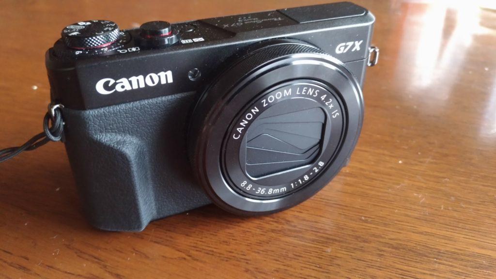 Canon Powershot G7x Mark2
