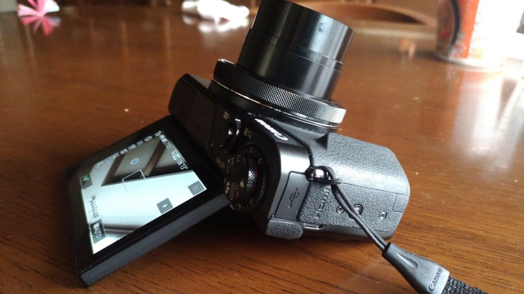 Canon Powershot G7x Mark2 星空天体撮影
