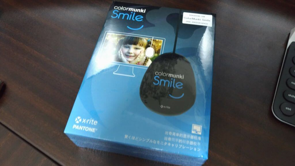 Color Munki Smile