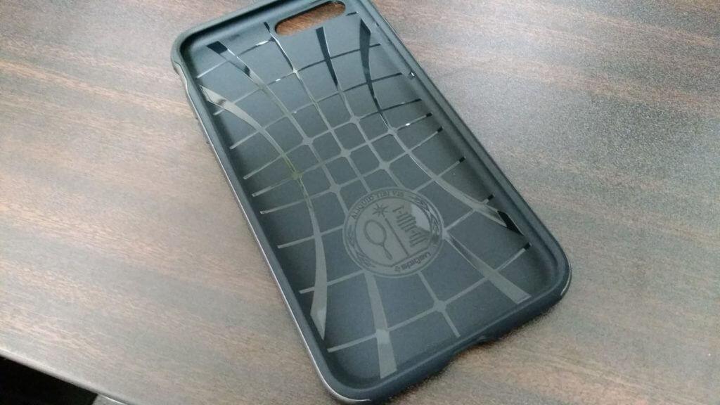 Spigen iPhone8 Plus用 ネオ・ハイブリッド2
