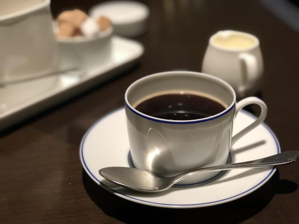 ポートピアホテル カフェ コーヒー