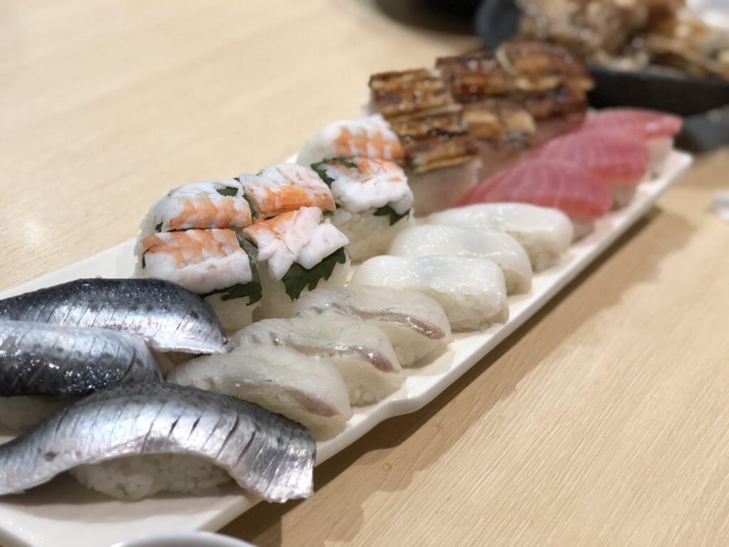 権太呂寿司 寿司コース