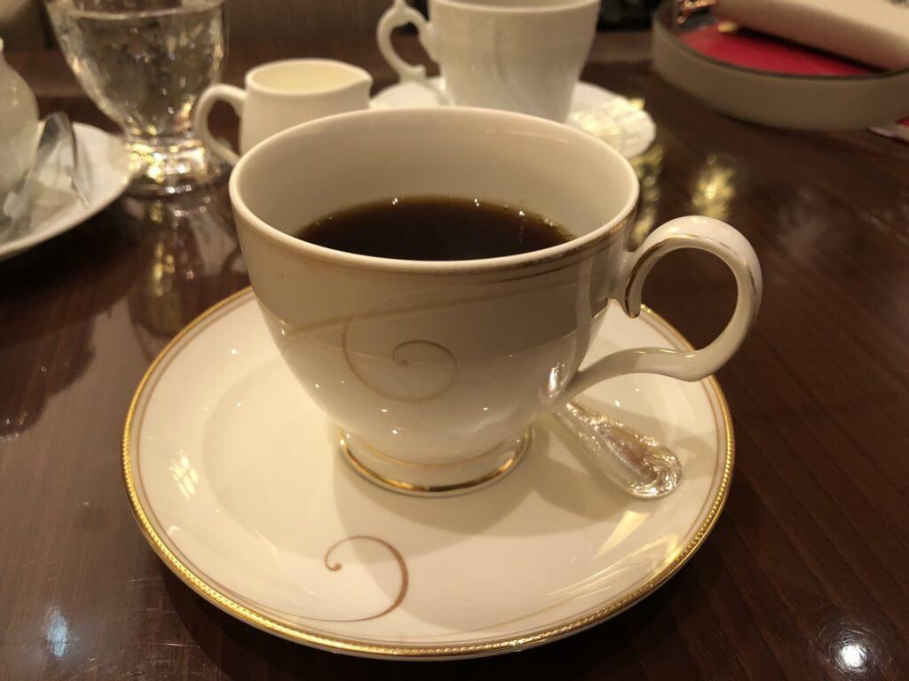 グランヴィア大阪 コーヒー