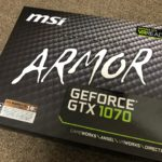 MSI Geforce 1070