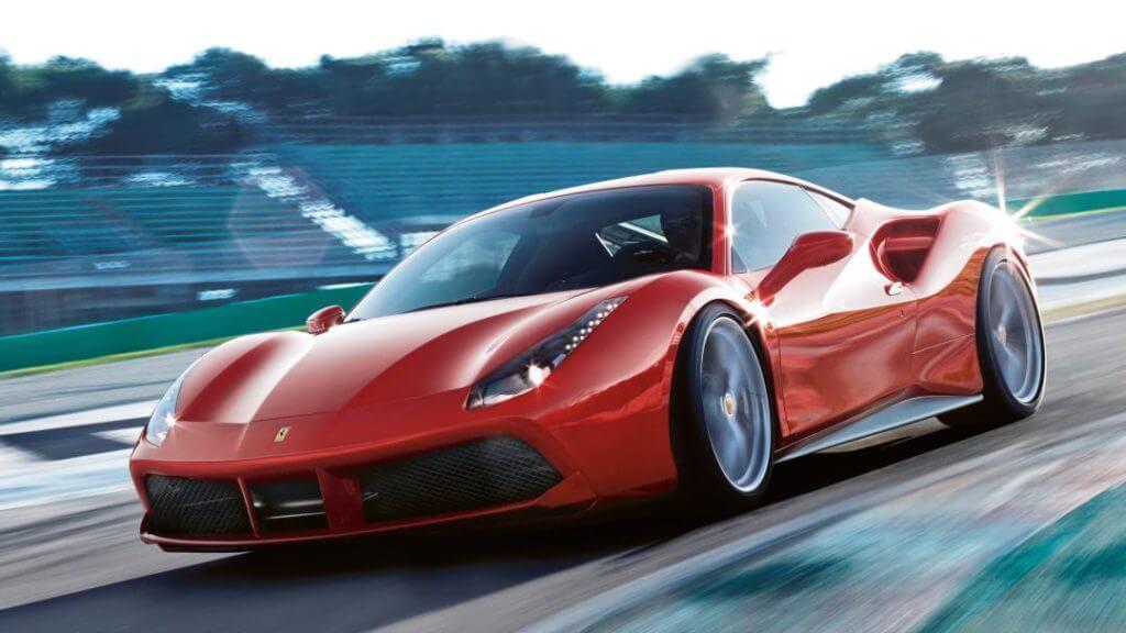 488 フェラーリ