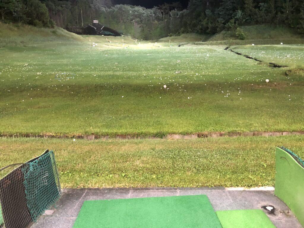二軒茶屋 ゴルフ場