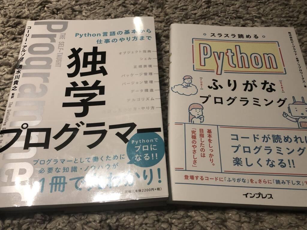 Pythonがなかなか面白い