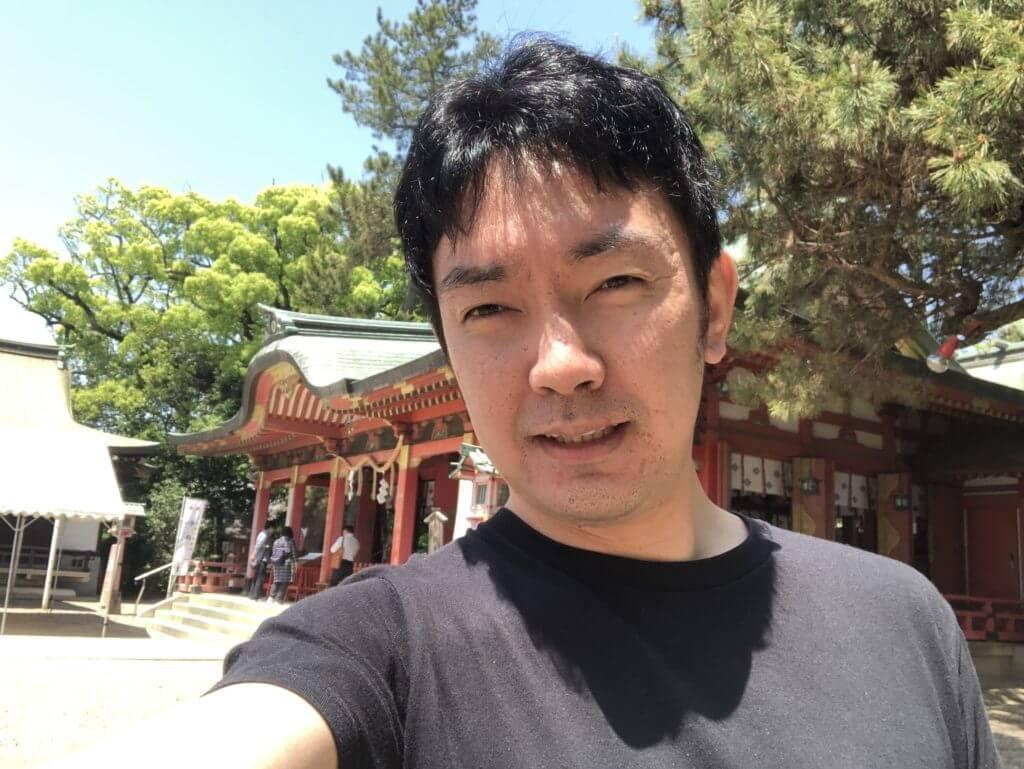 古田健 長田神社