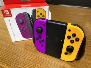 Nintendo Switch用のJoy-Conの調子が悪くなったので購入